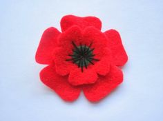 Grace's Favours - Craft Adventures: Poppies for Remembrance Sunday