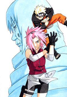 Naruto Uzumaki Art Book 2 - 54