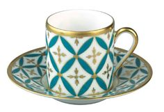 Princesses Diane Coffee Cup & Saucer