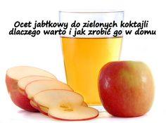 Ocet jabłkowy dodawać do koktajli? Tak! Z wielu powodów, które musisz poznać