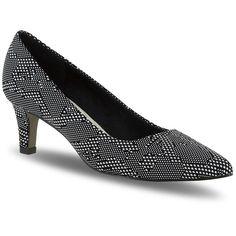 Easy Street Pointe Women's High Heels, Size: 8.5 N, Oxford