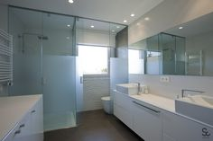 Reforma de baño en vivienda de Barañain