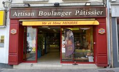 The local baker in St Hippolyte-du-Fort where we held the Heartistry Experience http://www.heartistry.info