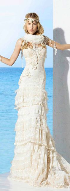 Yolan Cris 2013 Ibiza Bridal Collection--pretty much any one of these dresses would be perfect