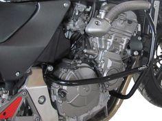 ENGINE GUARD HEED CRASH BARS HONDA Hornet CB 600 (98-02) | eBay