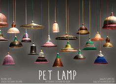 PET Lamps by Alvaro Catalán de Ocón at Rossana Orlandi during the Milan Design Week
