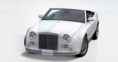 Galue | Models Line-up | Mitsuoka Motor