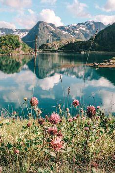 Eine Reise auf die Lofoten in Norwegen. Kommt mit auf eine Abenteuerreise. Die Natur, die Berge und die Seen sind einfach nur traumhaft. Die besten Reisetipps für die Lofoten haben wir euch mitgebracht.
