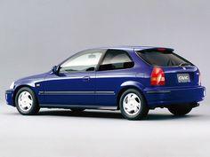 Honda Civic VTi Hatchback (1995 – 2000).