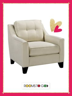 The Madison Place chair combines comfort with contemporary styling.