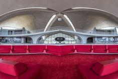 Gallery - Photographer Max Touhey Gives a Rare Glimpse Inside Eero Saarinen's TWA Flight Center - 5