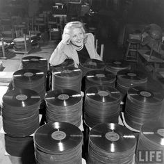 Peggy Lee, 1948.
