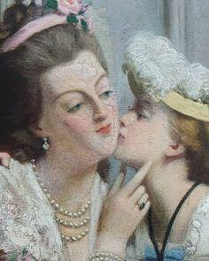 Maria Antonietta con la primogenita