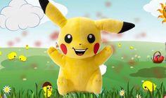 Pikachu es el protagonista de siguiente vídeo de feliz cumpleaños, un personaje muy conocido en todo el mundo que canta happy birthday.