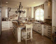 Traditional Kitchen Interior Design Ideas (2)