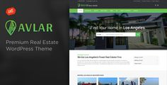 Download Avlar v1.9 - Real Estate WordPress Theme Nulled Latest Version