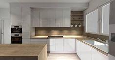 Kuchnia w bieli - zdjęcie od Smart Design Sara Tokarczyk