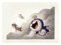 Doraemon por Charles Santoso