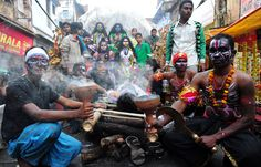 18 Incredible Images Of The Hindu Festival Maha Shivaratri (PICTURES)