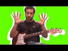 Essa é mais uma video aula de guitarra do Canal Turbo Guitar Chanel (Kleber Oliveira) sobre Two Hands Tapping