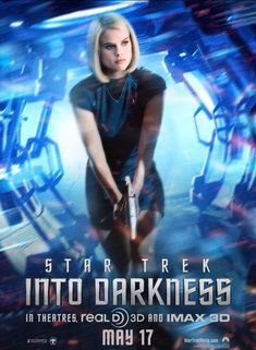 star-trek-into-darkness-poster-alice-eve Click here to catch up on all of our recent Star Trek Into Darkness ...
