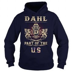 Cool DAHL  PART OF THE US Shirts & Tees