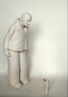 Figurative Art, Ceramic Pottery, Garden Sculpture, Whimsical, Clay, Statue, Genere, Inspiration, Google