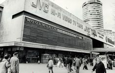 The Woolworth store in the Bull Ring, pictured on March when its closure was announced and Birmingham shoppers said they were bitterly disappointed by the firm's decision to quit Birmingham City Centre, Birmingham Uk, Birmingham Shopping, Nostalgic Images, Walsall, Hill Park, West Bromwich, Day Trips