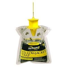 Rescue Yellow Jacket Trap Insect Control, 1 unit