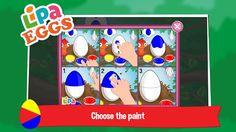 Lipa Eggs – miniaturka zrzutu ekranu