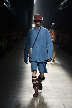 """""""Undercover"""" 2018 - Fall & Winter 19 Pitti · Men 's Collection │WWD JAPAN"""