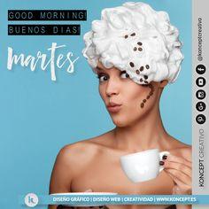 """Con una buena taza de café y todas las pilas cargadas y en marcha, os damos los buenos días como se merecen con mucho """"power"""". ¡Bienvenidos a un nuevo día!. . . http://www.koncept.es #martes #tuesday #cafe #coffee #goodmorning #buenosdias #hola #hello #power #metas #objetivos #ideas #empresas #autonomos #negocios #diseño #diseñoweb #diseñografico #graphicdesigner #diseñograficobarcelona  #graphicdesign #barcelona #rrss #tarragona  #fotodeldia #emprendedores"""