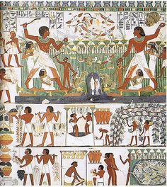 La tumba de Najt o Nakht.