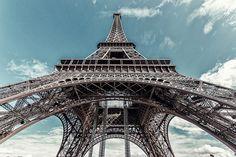 La Tour Eifel - Marcel Felbor, via Flickr.