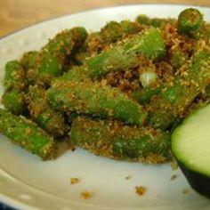 Marilyn's Green Beans Italiano Allrecipes.com