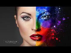 Ultimatum - Digital Art Photoshop Action on Behance