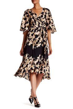 Kimono Sleeve Wrap Dress by Tracy Reese on @HauteLook