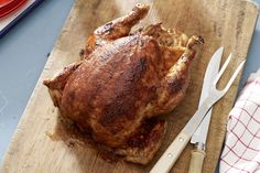 Beer Can-Barbecue Chicken