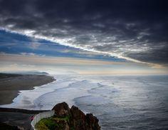 pacific ocean by *VaggelisFragiadakis on deviantART