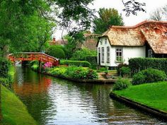 Giethoorn, Netherlands.... -