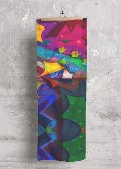 Cashmere Silk Scarf - Snezana De Hooge by VIDA VIDA oQGAY8