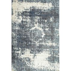 Found it at Wayfair - Vintage Lindsy Blue Area Rug