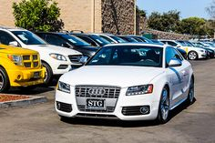 This #Audi #S4 is Stunning! #STGAutoGroup