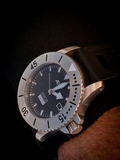701M divers watch, the Aegir CD-2