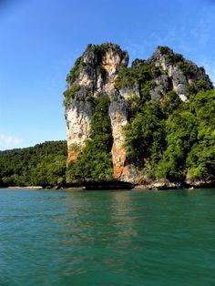 archipel de Ko Yao en thailande