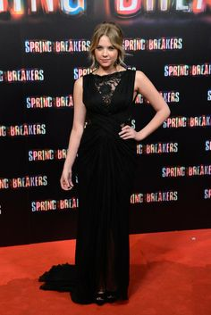 Pretty Little Liars' Leading Ladies: Off Screen and On Trend: As the stars of Pretty Little Liars, Lucy Hale, Shay Mitchell, Ashley Benson, and Troian Bellisario always seem to be donning the latest trends — but these leading ladies have just as much, if not more, street style cred off screen.