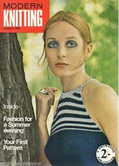 Modern Knitting August 1969