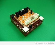 mini lego chess
