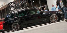 SEMA 2014: H&R VOLKSWAGEN GOLF 7 SPORTWAGEN Volkswagen Golf Tsi, Volkswagen Golf Variant, Vw Golf Tdi, Vw Tdi, Vw Golf Variant, Jetta Wagon, Vw Wagon, Wagon Cars, 26 Mountain Bike