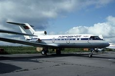 2 May 1974 - Aeroflot Flight 1255, a Yak-40 (CCCP-87398) Crashed following an aborted take-off at Rostov Airport, Soviet Union. The aircraft was operating a Lipetsk-Rostov on Don-Mineralnye Vody passenger service. 1 of 38 on board were killed.